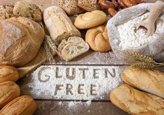 Gluten Free for Celiac Disease