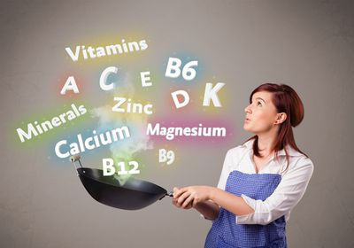 Cooking Vitamins And Minerals