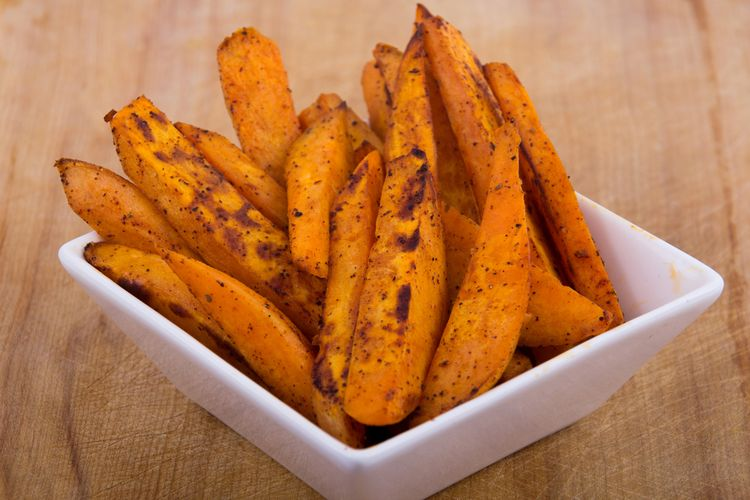 Photo of sweet potato fries