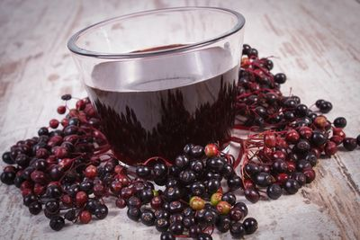 Fresh Elderberry