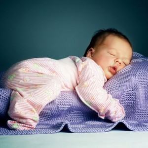 newborn Sleeping Sweet Baby