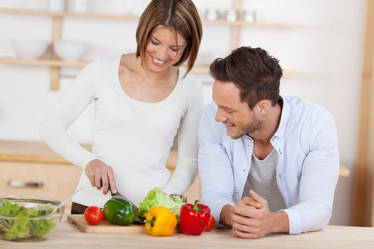 Healthy Couple