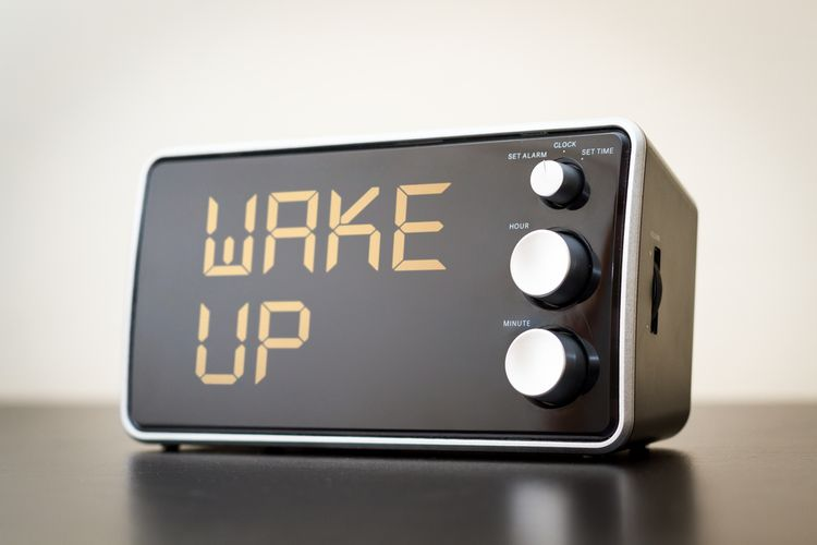 Photo of an Alarm Clock