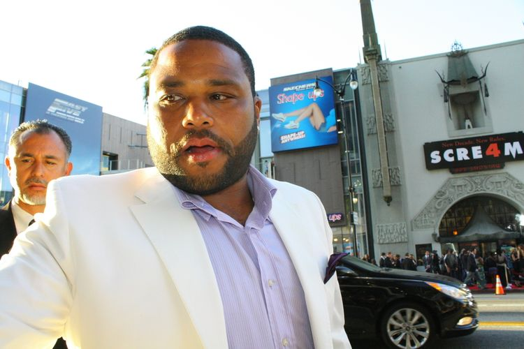 Photo of actor Anthony Anderson who suffers from type 2 diabetes