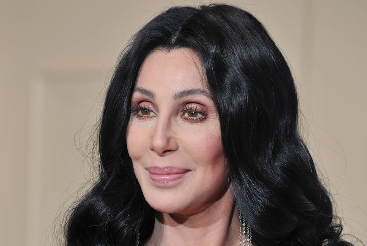 Photo of Cher, who suffers from chronic fatigue syndrome