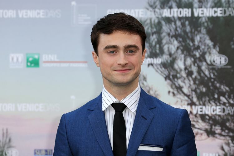 Photo of Daniel Radcliffe who suffers from dyspraxia