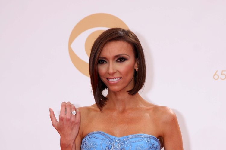 Photo of Giuliana Rancic who underwent double mastectomy