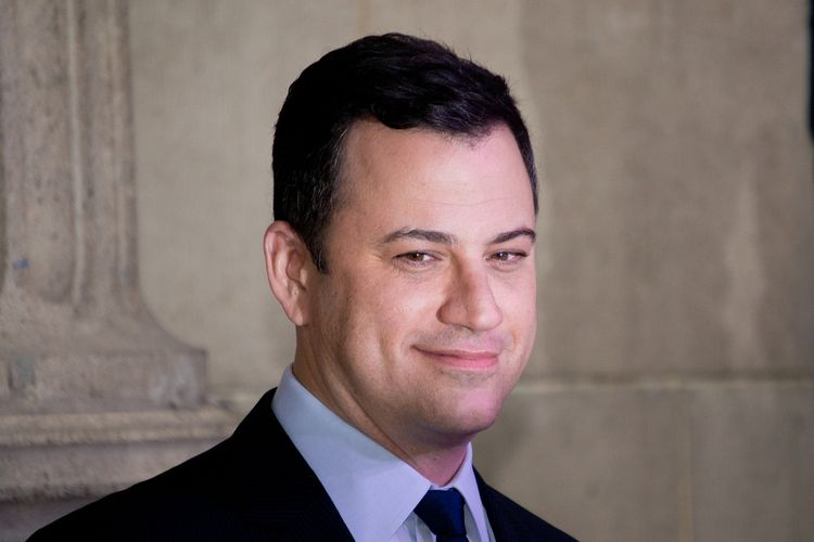 Photo of host Jimmy Kimmel who suffers from narcolepsy