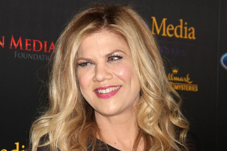 Photo of Kristen Johnston who suffers from Lupus Myelitis