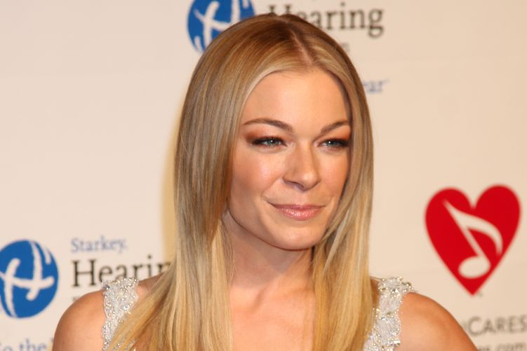 Photo of LeeAnn Rimes who suffers from psoriasis