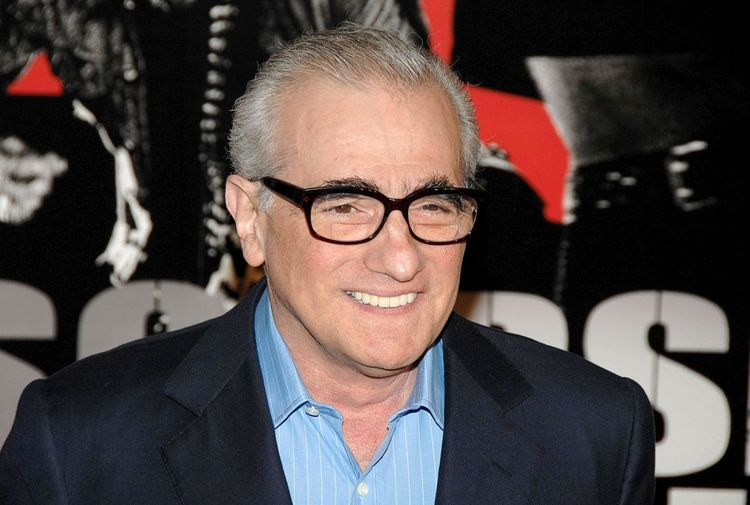 Photo of Martin Scorsese who suffered from asthma