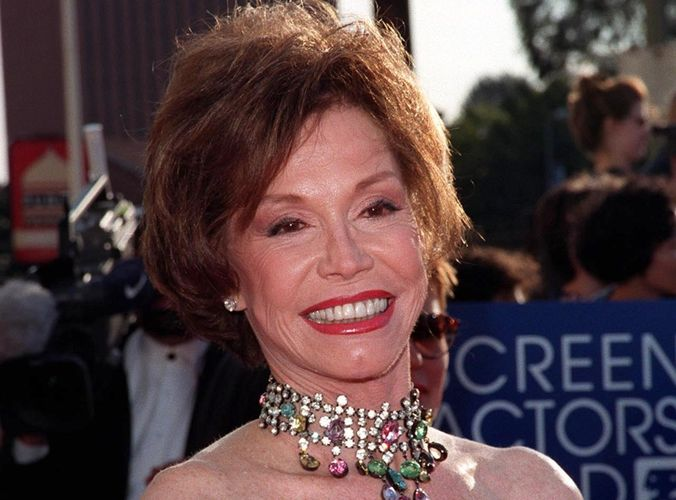 Photo of Mary Tyler Moore who suffered from Type 1 Diabetes in 1960s