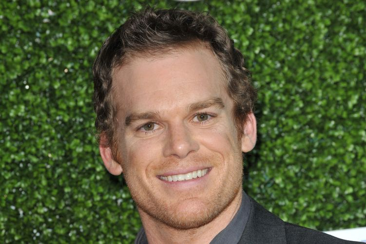 Photo of Michael C. Hall who survived Hodgkin's Lymphoma