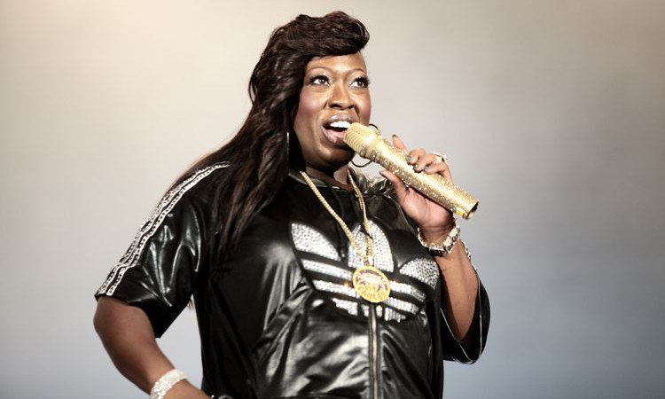 Photo of Missy Elliot who suffers from Graves' disease