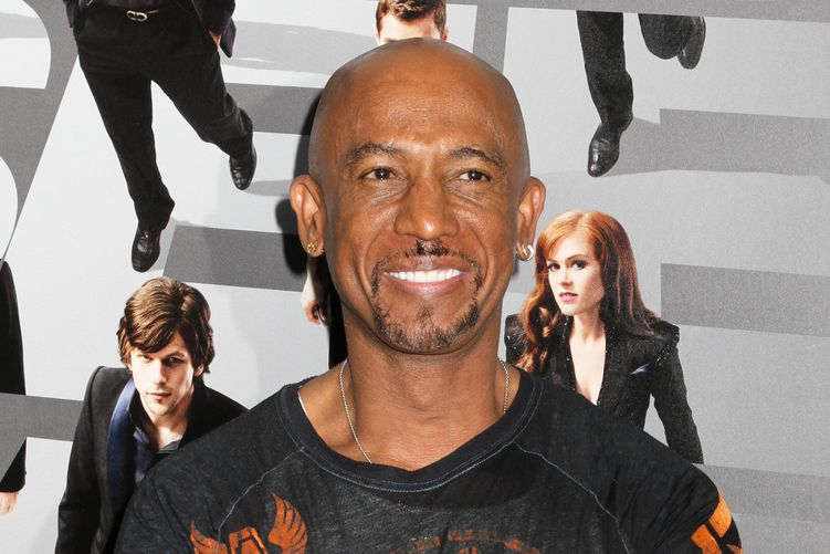 Photo of radio host Montel Williams who suffers from multiple sclerosis