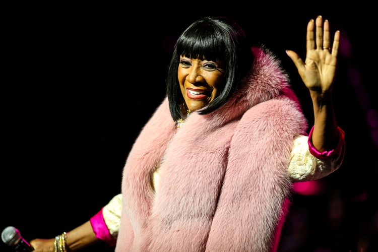 Photo of Patti Labelle who suffers from Type 2 Diabetes