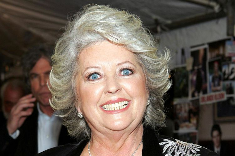 Photo of Paula Deen who suffers from agoraphobia