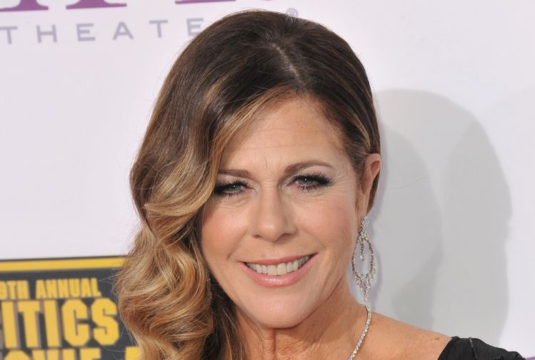 Photo of Rita Wilson who survived breast cancer