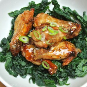 Sweet & Sour Crispy Chicken Wings