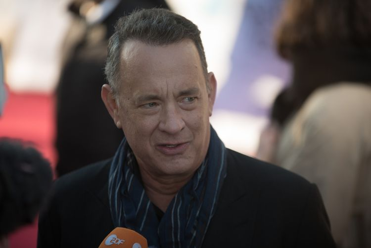 Photo of Tom Hanks, Type II Diabetes Sufferer