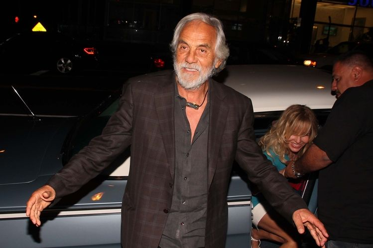 Photo of Tommy Chong who survived prostate cancer