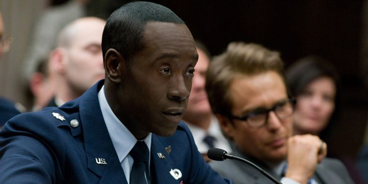 Photo of Don Cheadle in Iron Man