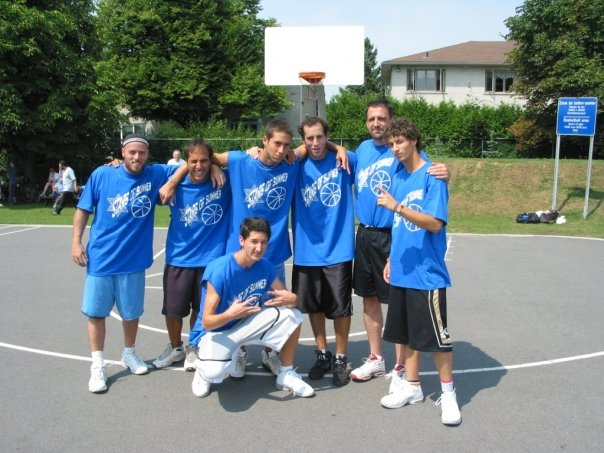 Stars of Summer Basketball Team