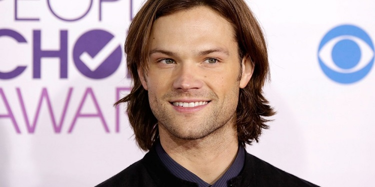Jared Padalecki smiling on a close up photo