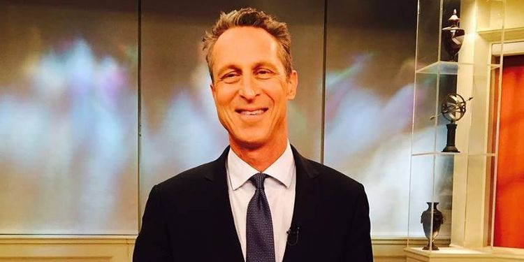 Wellness warrior Mark Hyman promoting his book, Eat Fat, Get Thin, on TV.