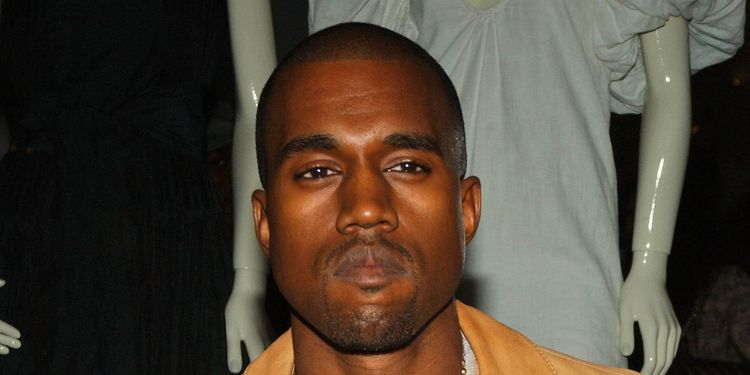 Photo of Kanye West who contemplated suicide