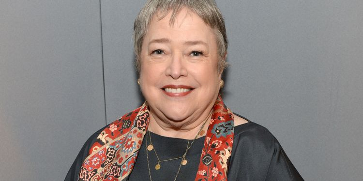 Photo of Kathy Bates who battled with ovarian cancer