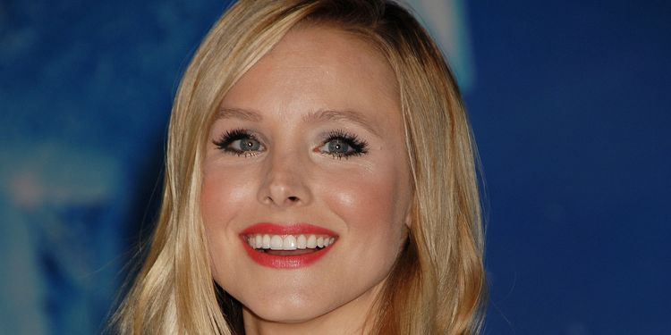 Photo of Kristen Bell who struggles with anxiety