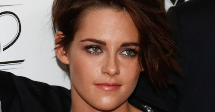 Photo of Kristen Stewart who suffered from anxiety