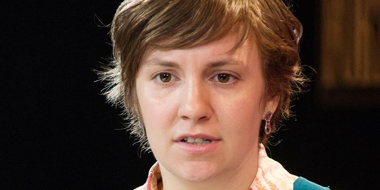 Photo of Lena Dunham who suffers from OCD