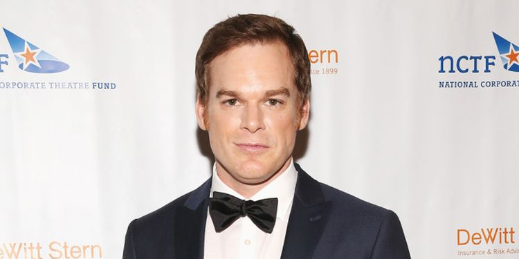 Photo of Michael C. Hall who suffers from Hodgkin's lymphoma