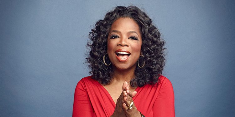Photo of Oprah Winfrey who suffers from hypothyroidism