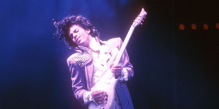 Photo of Prince who suffered from epilepsy