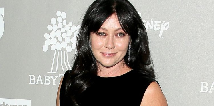 Photo of Shannen Doherty who suffers from Crohn's diesease