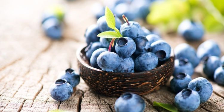 Image of BLUEBERRIES, food that makes you more desirable