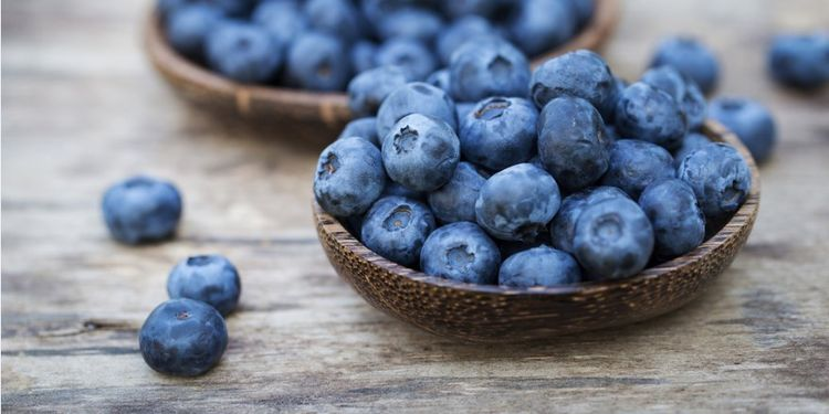 Image of BLUEBERRIES, one of the healthiest foods on the planet
