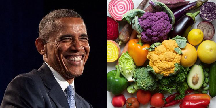 Image of Barack Obama favorite food