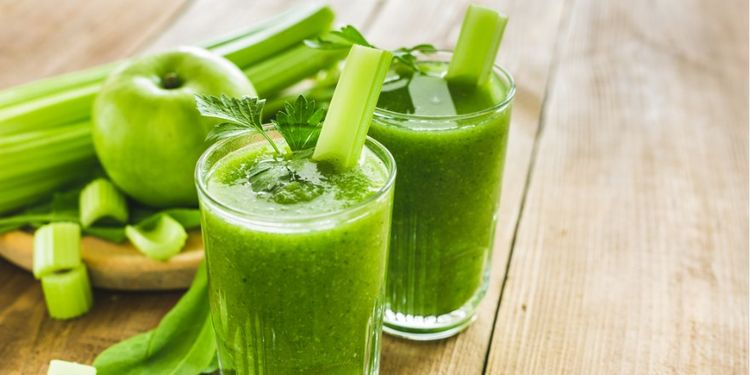 Image of CELERY, food that makes you more desirable