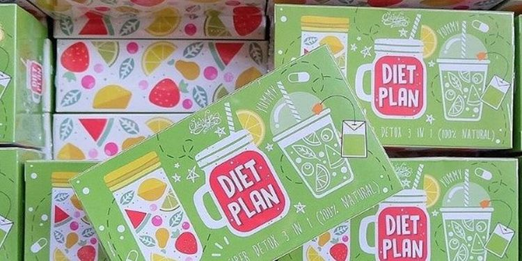 Image of the pack of Diet Plan