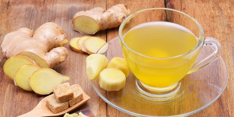 Image of GINGER, food that makes you more desirable