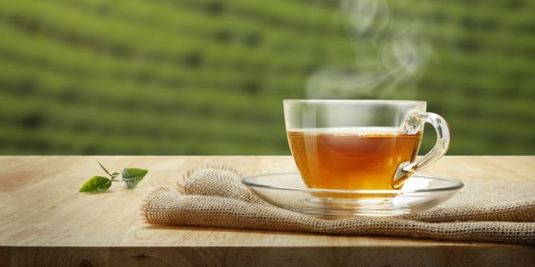 Image of GREEN TEA, food that makes you more desirable