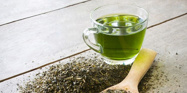 Image of GREEN TEA, one of the healthiest foods on the planet