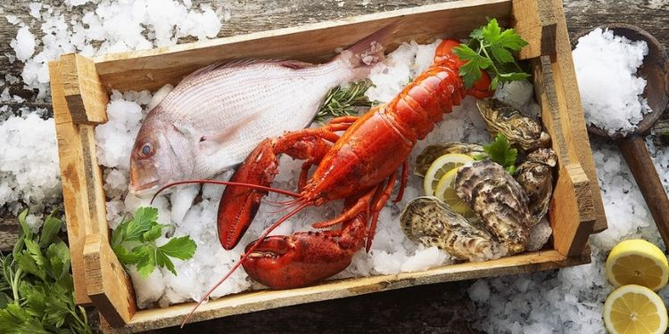 Image of LOBSTER, food that makes you more desirable