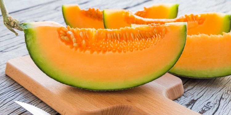 Image of MELON, food that makes you more desirable