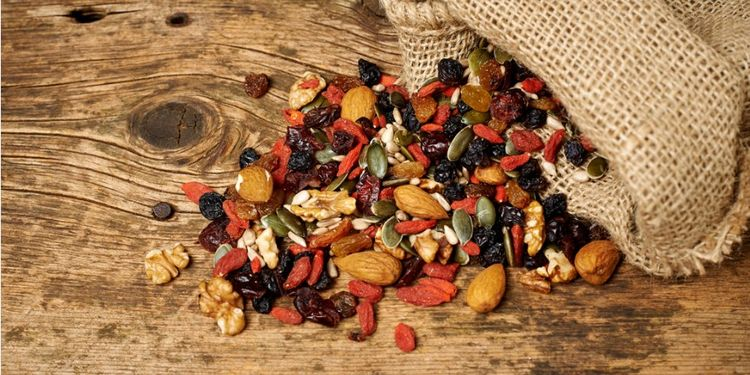 Image of NUTS AND SEEDS, one of the healthiest foods on the planet
