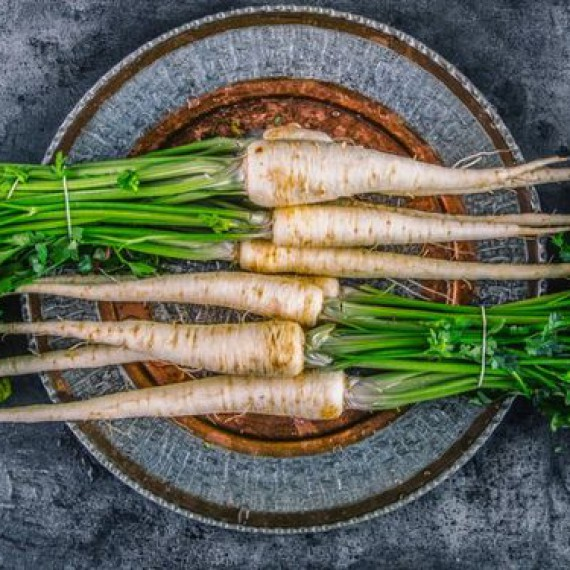 PARSNIP, food that makes you more desirable